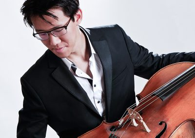 Recital with Stanislas Kim, cello