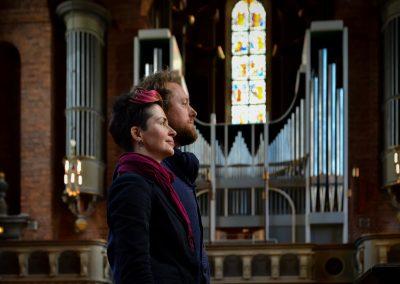 Mozart 4X4 with Mila Thoors, organ