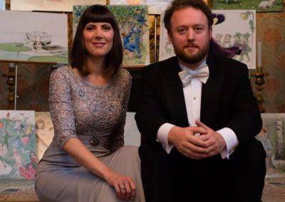 Nordic Light Duo with Josefine Andersson, mezzo-soprano