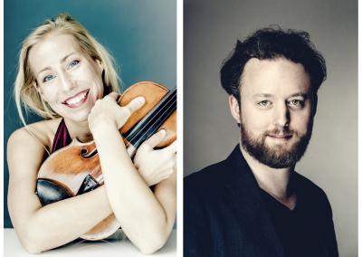 Nordic programme with Sylvia Hurttia, violine