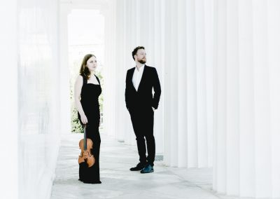 Viennese classical and Nordic programme with Varpu Heikinheimo, violine